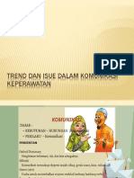 TREND DAN ISUE DALAM KOMUNIKASI KEPERAWATAN.pptx