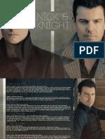Nick & Knight - Nick Carter & Jordan Knight