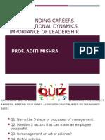 3 Org Dynamics, Career, Leadership-1