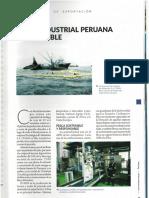 Pesca Industrial Peruana y Sostenible