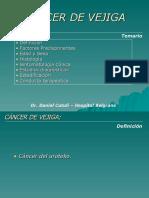 Dr Cutuli - Cáncer de Vejiga