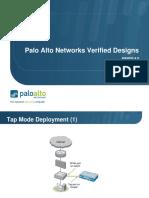 Palo Alto Solution designs