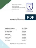 Documento Exposición Direccion