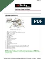 Fuel System Flow