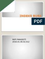 Indeks Busa