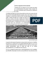 Historia de La Ingeniería Civil en Colombia