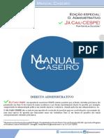 Manual Caseiro - JÁ CAIU CESPE - Direito Administrativo 4.pdf