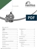 Manual Filtro Nautilus