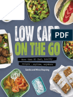 Low Carb on the Go More Than 80 Fast, Healthy Recipes - Anytime, Anywhere