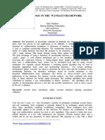 Fuzzy Logic in the Wavelet Framework