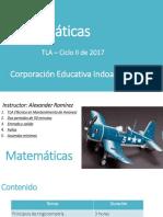Matemáticas Clase Sesion 14