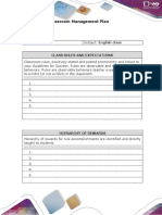 Ideal Classroom Management Plan-group Document