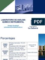 Laboratorio de Análisis Químico Elemental