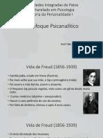 Personalidade Freud