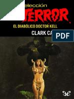 Carrados Clark - Seleccion Terror 236 - El Diabólico Doctor Kell