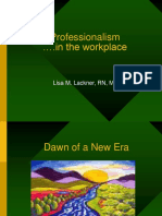 Professionalism in the Workplace.ppt