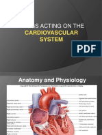 11A Drugs Acting on the Cardiovascular System