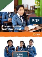 CARE Institucional Short