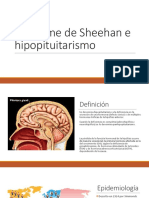 Sindrome de Sheehan