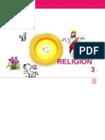 Religion Grado 3º
