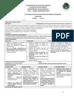 Subrayado Resumen Analisis Sintesis Claudia