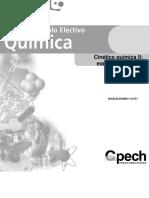 Solucionario Guía Práctica Electivo Clase 4 Cinética Química II Equilibrio Químico 2015