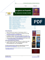109s Desarrollando Iglesias Con Proposito Cuestionario