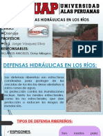 DEFENSAS HIDAULICAS