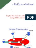 Sigmetrics.CaseForESM.2000
