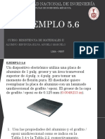EJEMPLO 5.6