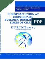 EUROPEAN UNION AT CROSSROADS 2017.pdf