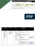 foward planning document