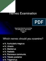 9. nerve examination-leprosy 2.ppt