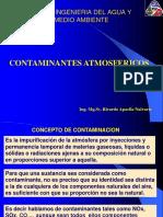 Clase 2 Contaminantes Atmosféricos