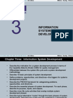 System Analysis & Design Chapter 3