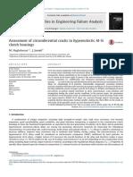 Assessment of Circumferential Cracks in Hyper 2017 Case Studies in Engineeri