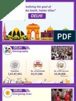 Delhi of 2019