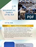 Ley General de Higiene y Seguridad Del Trabajo
