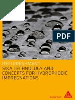 Technology Hydrophobic Impregnations