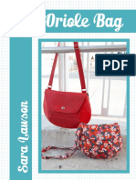 Pattern Oriole Bag 1