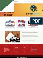 Movie Review Screens