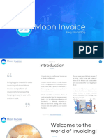 Moon Invoice - Easy Invoicing
