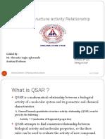 QSAR studies