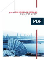 2015 Telecommunications Risk Factor Report PDF