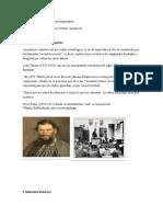 Cinco Eventos Importantes de La Historia de La Pedagogia