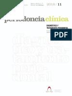 Nueva Clasificación Enfermedad Periodontal
