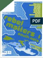10 | Rebel matters I south-nets. Facolta di Architettura di Genova | Italy