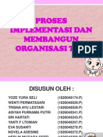 Ppt Proses Implementasi Dan Membangun Organisasi Tqm