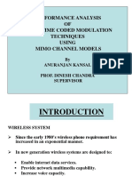 MIMO CHANNEL MODEL