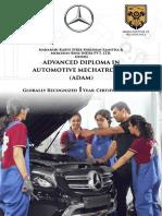 ADAM course Brochure